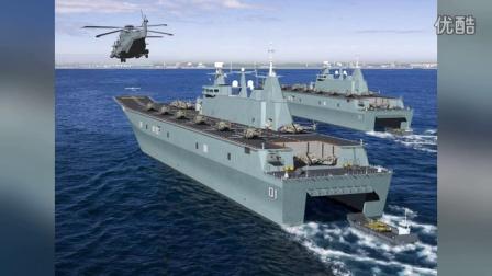 绝对爆料中国海军大连巨舰不是航母实为两栖攻击舰   对手情况