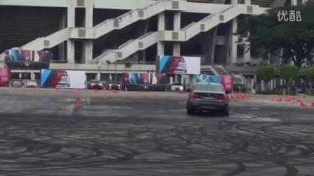 女车手利念娜飘移宝马F30 BMW DRIFT