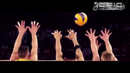 The best left handed volleyball player - Uroš Kovačević