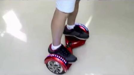 平衡车初学者视频 扭扭车教学一分钟学会 有维修平衡车的视频