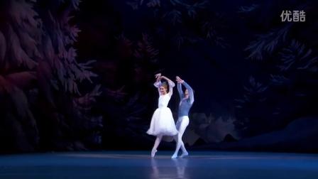 古典芭蕾舞:《胡桃夾子》-柴科夫斯基-完整兩幕舞劇