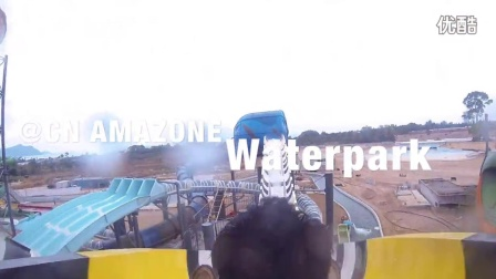 PolinWaterparks-太空舱竞赛滑道-Space_Shuttle_at_CN_Waterpark_Thailand