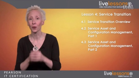 32_Learning Objectives_Service Transition