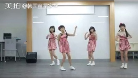 #舞蹈##PRITTI#新曲《圣诞礼物》舞蹈教学...|韩国童星家族
