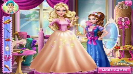 芭比娃娃与神秘之门★芭比之魅力公主学院★芭比之美人鱼历险记2道具来和★芭比一起制作漂亮的裙子吧★毛台解说