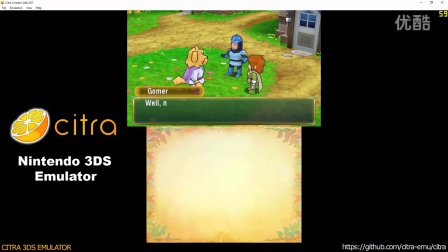Citra 3DS模拟器16年4月21日模拟 - 《波波罗克洛伊斯牧场物语》进一步修复声音