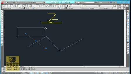 室内设计CAD第三十讲-删除命令的应用