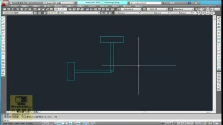 室内设计CAD第三十九讲-旋转命令的特性