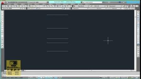 室内设计CAD第七讲-偏移及其子集命名的应用(与构造线偏移的比较)