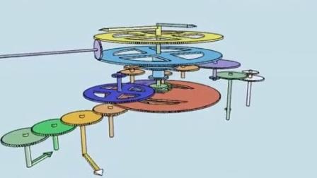 The Antikythera Mechanism (360 degrees version)