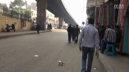 带你旅游真实世界之埃及开罗-街景实拍