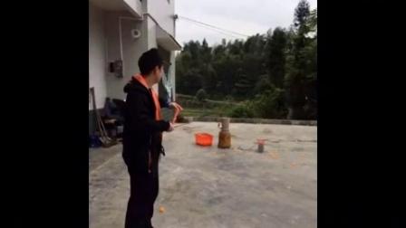弹弓暴走族,土家人·龙鳞弓,真正的弹弓应该这样玩
