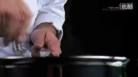 分子美食蛋黄-中国上海星雷高级料理分子美食烹饪工作室_标清