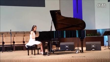 野蜂飞舞 - 钢琴曲 - Grace Liu