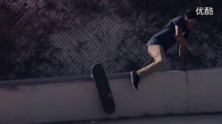 励志滑板短片【梦想】