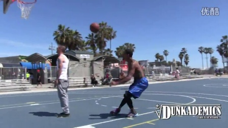 Guy Dupuy INSANE Dunk Session @ Venice Beach!