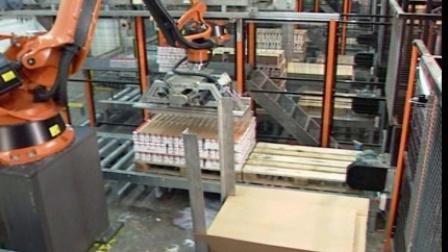 乳制品自动化生产线