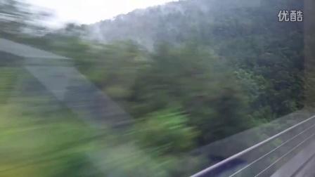 贵广高铁 - 阳朔站→桂林西站