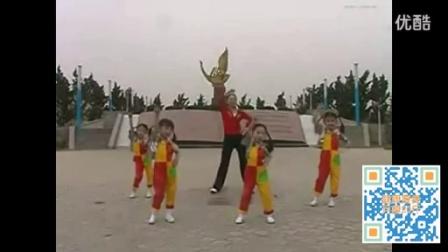 我最棒幼儿舞蹈 儿童少儿舞蹈教学_标清