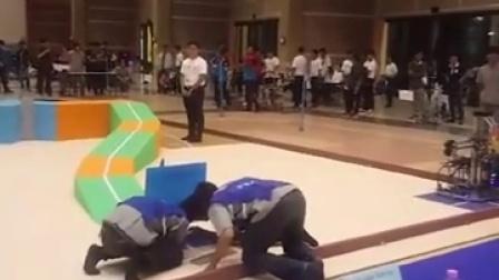 泰国第23届机器人大赛Robocon预选赛3