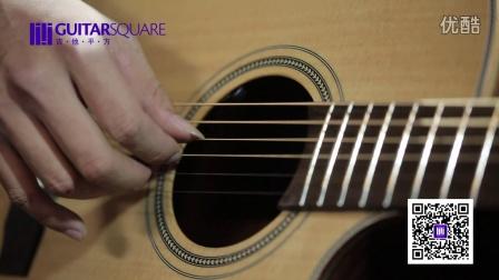 吉他平方 Kane 凯恩KA08C 吴迪弹奏 原声吉他试听