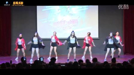 2016发现王国炫舞争霸赛初赛舞刃街高校联盟
