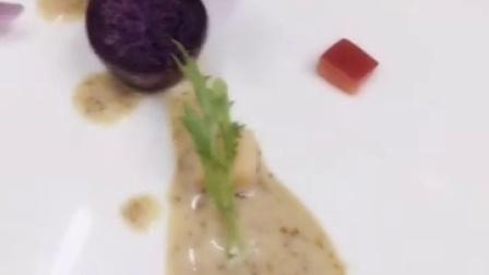 沙拉小紫薯