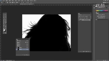 ps教程老照片上色 ps调色 ps美工 Photoshop视频教程