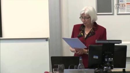 Susan Hockey在UCL数字人文的演讲