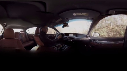 雷克萨斯汽车试驾