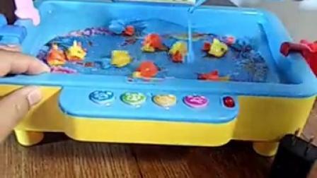 茗乐坊钓鱼玩具操作视频讲解