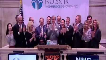 2013纽约证券交易所收盘钟