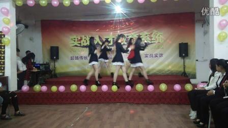 南昌广播 电视中等专业学校15级学前教育一班《Day by Day》