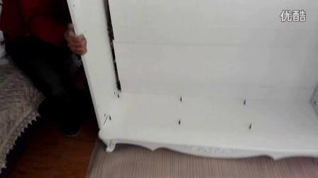神木坊法式餐边柜1.2米1