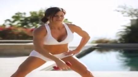 【GymRa】35分钟全身力量练习,腹部,臀部