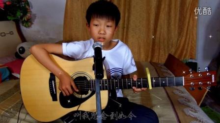《月亮代表我的心》吉他弹唱