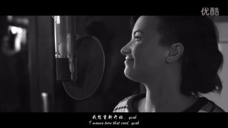 【DL中文网独家】Olly Murs ft. Demi Lovato - Up (Acoustic)  中英字幕
