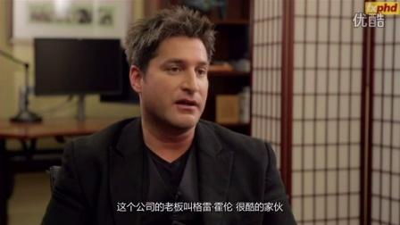 电影特效行业基础讲坛视频教程 01.ILM的艺术大师们