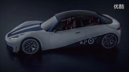 Local Motors首款可上路的3D打印汽车设计 3D知道网