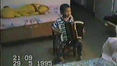 石家庄长安公园游园1995年3月5日(3)