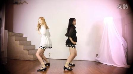 鼻血姬&明朗少女(罗密欧与辛德瑞拉)舞蹈