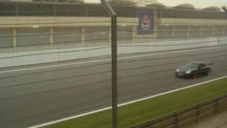 巴林F1赛道 保时捷房车赛