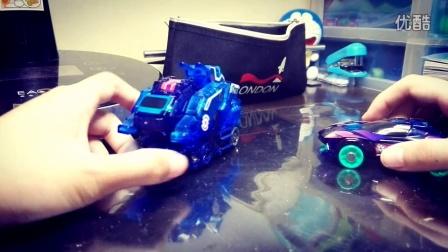 (蓝宝石制作)爆裂飞车-超音战蝠