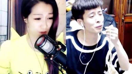 YY4836娜宝  IR冕哥到娜宝直播间打酱油 20150502