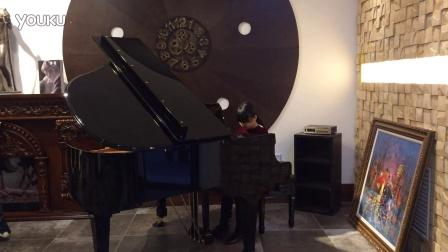 徐小丁演奏钢琴曲《前进》第六章@巴洛克书坊