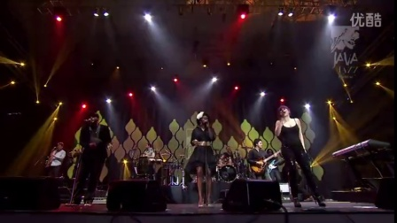 【酸爵士音乐会】Chaka Khan ft. Incognito live at Java Jazz Festival 2015
