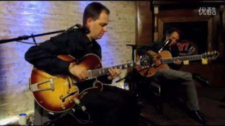 【当代爵士吉他】Andy Brown & Howard Alden 爵士吉他二人组