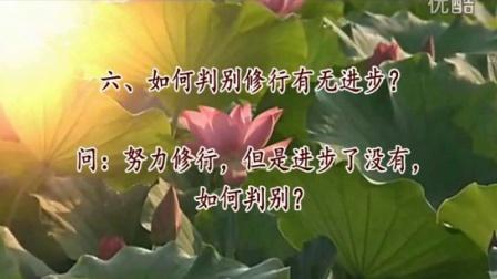 安祥禅-耕云解惑录:《不二法门》会后解惑(视频第三版)