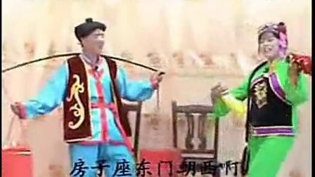 陕西安康汉滨区:《探妹歌》花鼓戏乐坏大河人(记者  王开成)