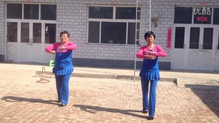 齐之韵快乐舞步健身操 第六套第四节